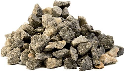 Grå granit