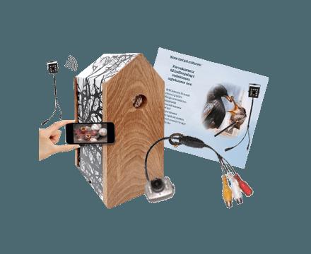 Kamera og tilbehør til fugle