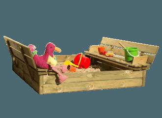 Sandkasser i composit