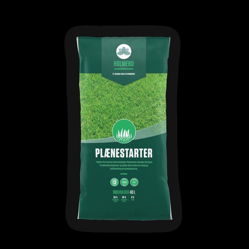 Image of   Holmebo Plænestarter - pose á 40 liter