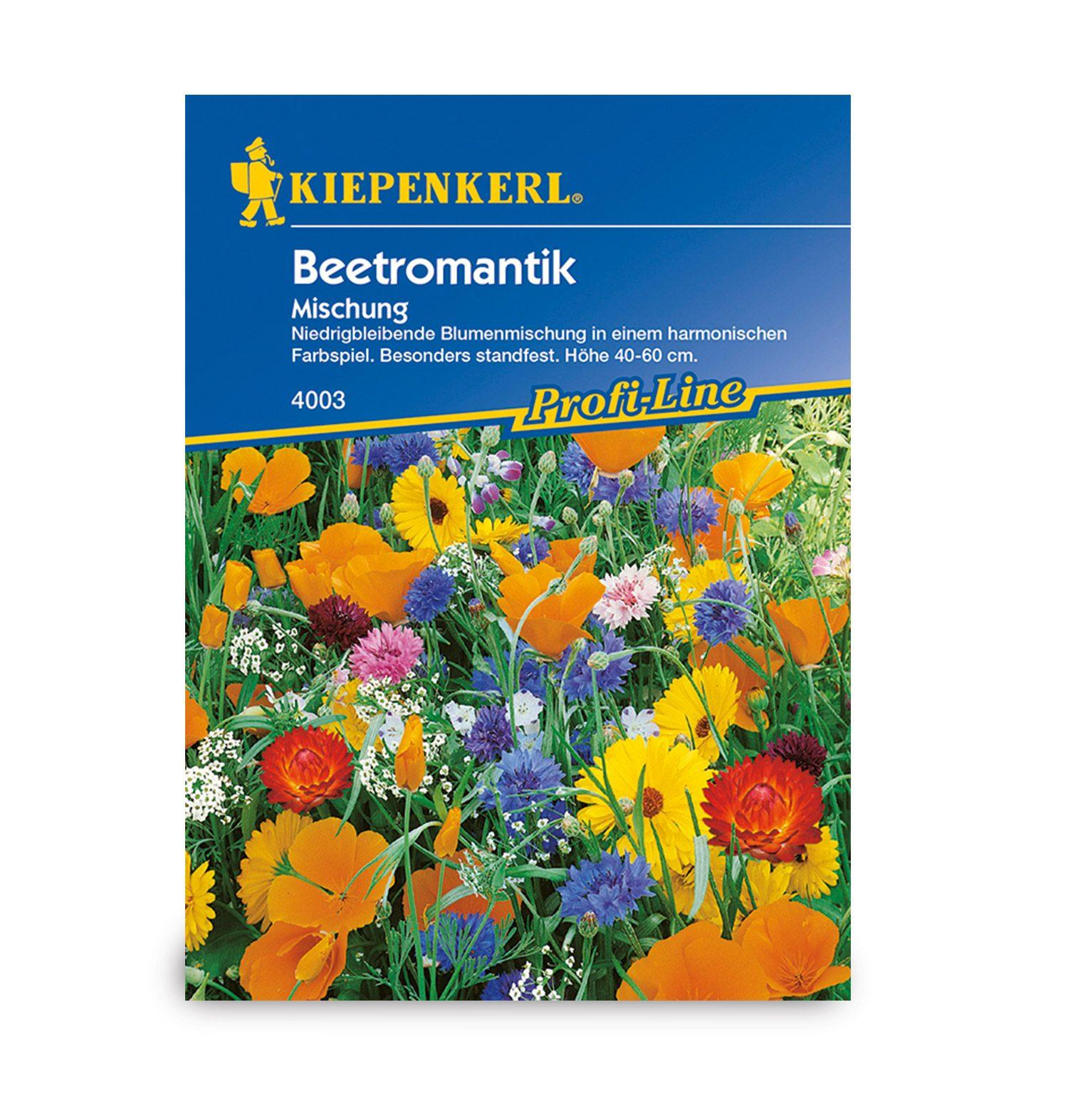 Image of   Blomsterblanding - Blomster romantik 25 m2