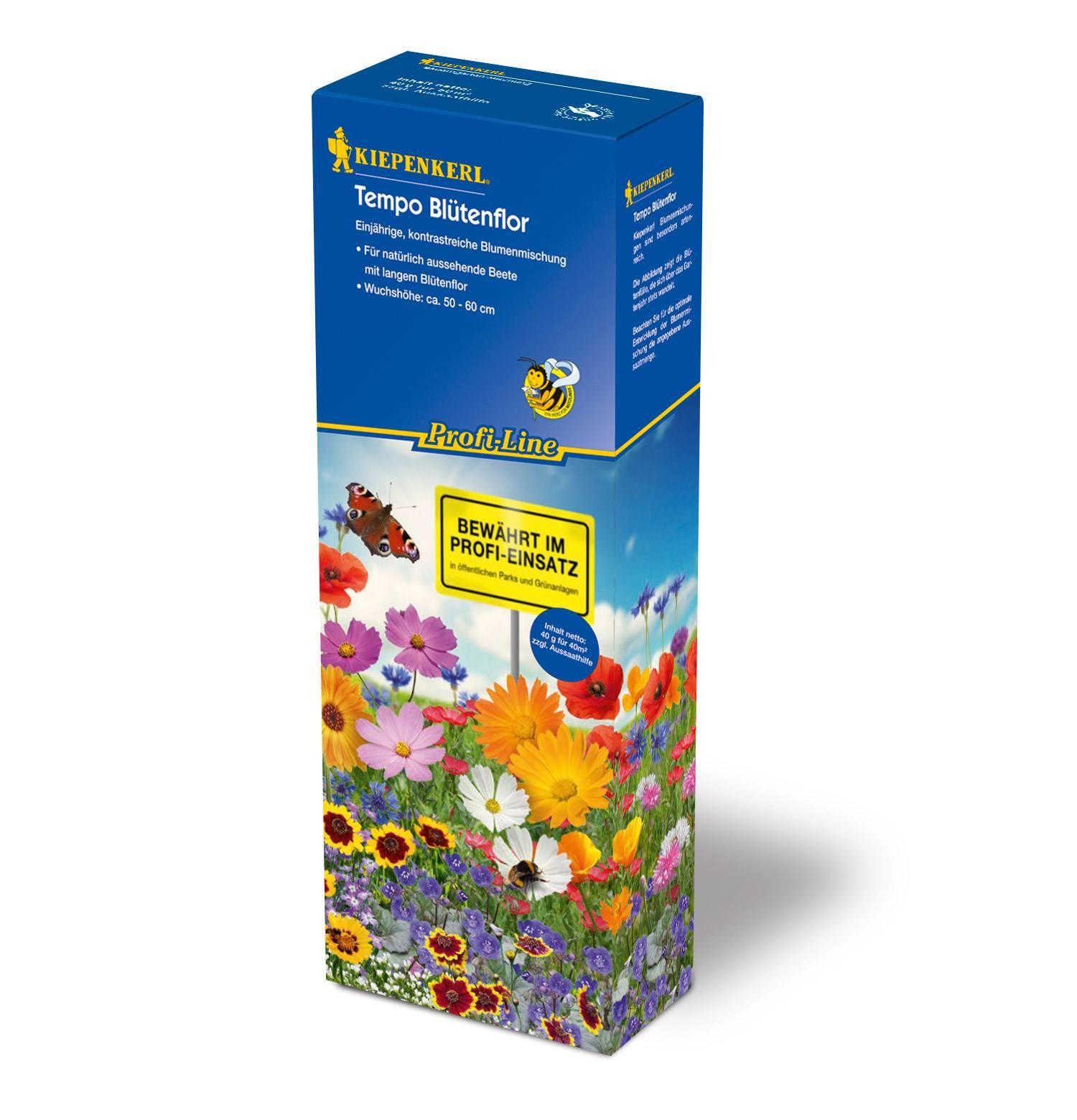 Image of   Blomsterblanding - Hurtig blanding 30 m2