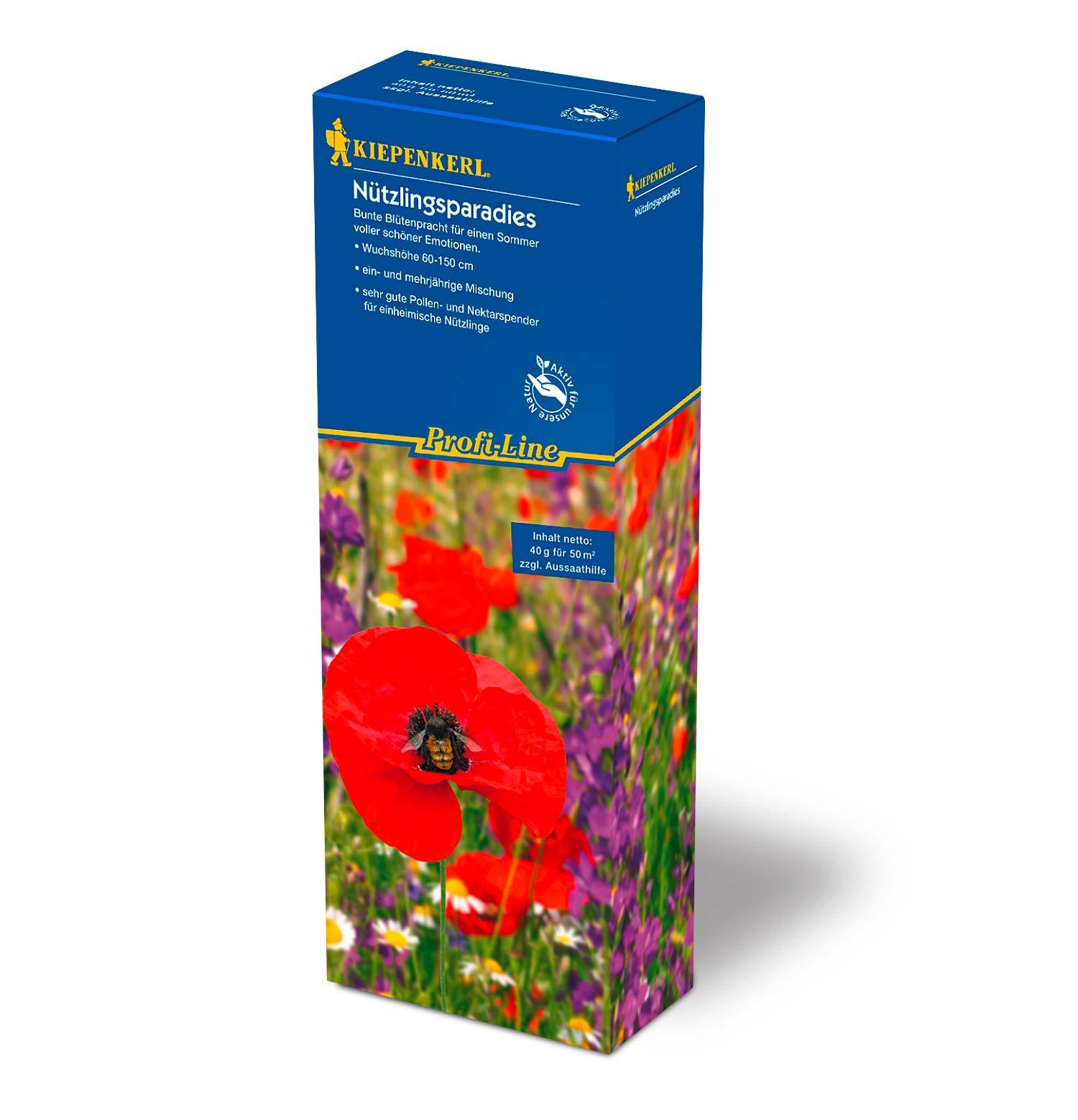 Image of   Blomsterblanding - Insektblanding 50 m2