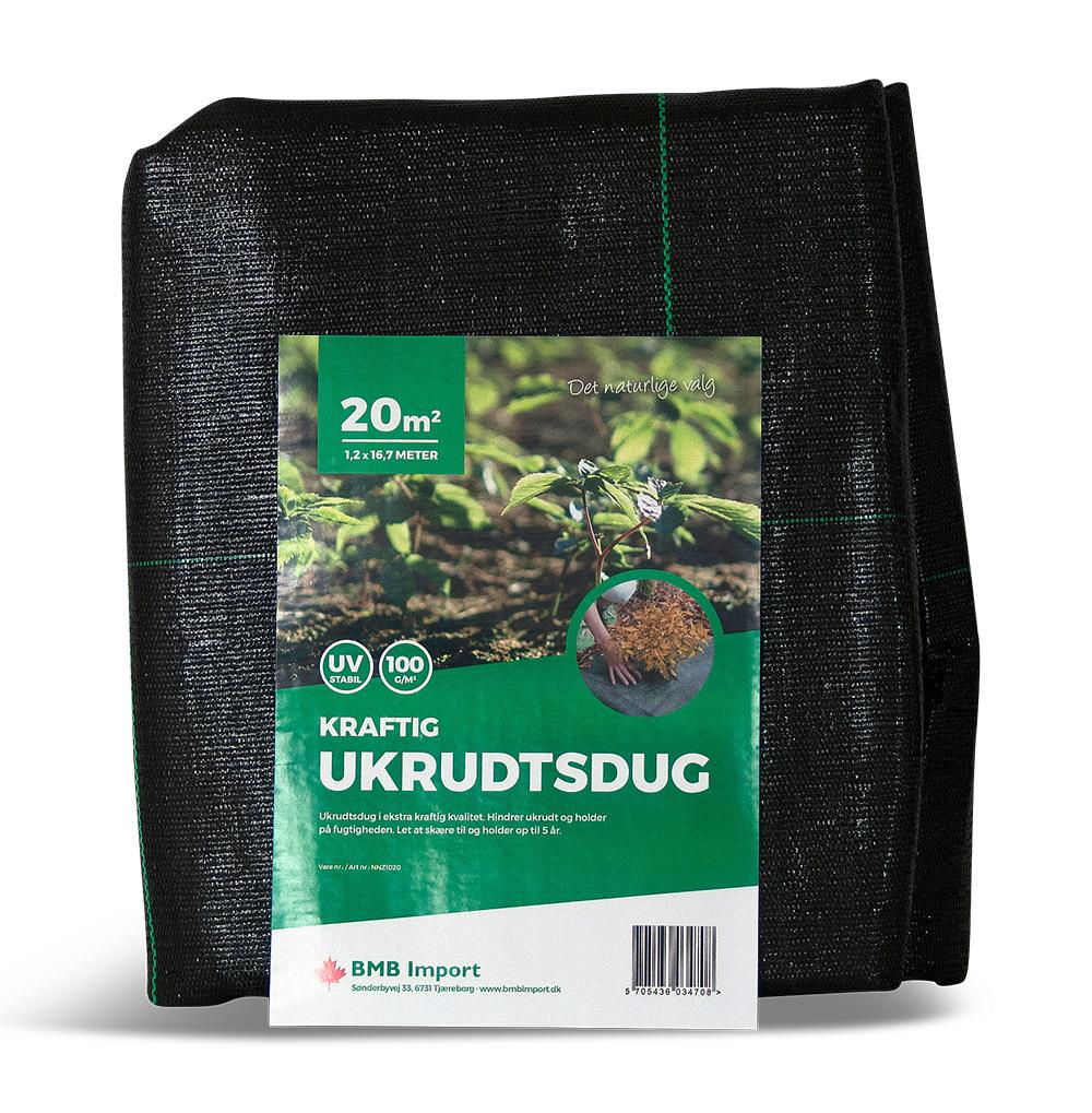 Image of   BMB Import Kraftig ukrudtsdug - 20 m2