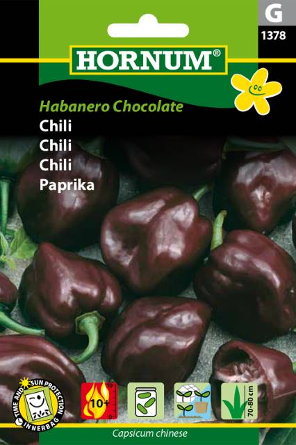 Image of   Chili Habanero Chololate