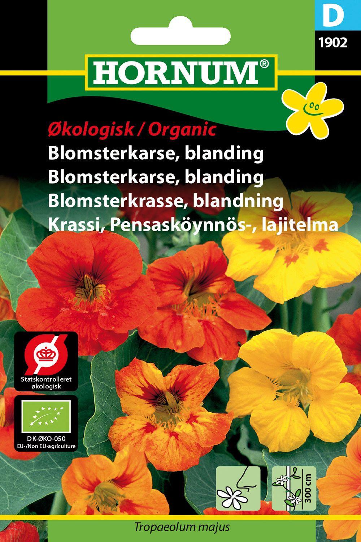 Hornum Økologisk Blomsterkarse