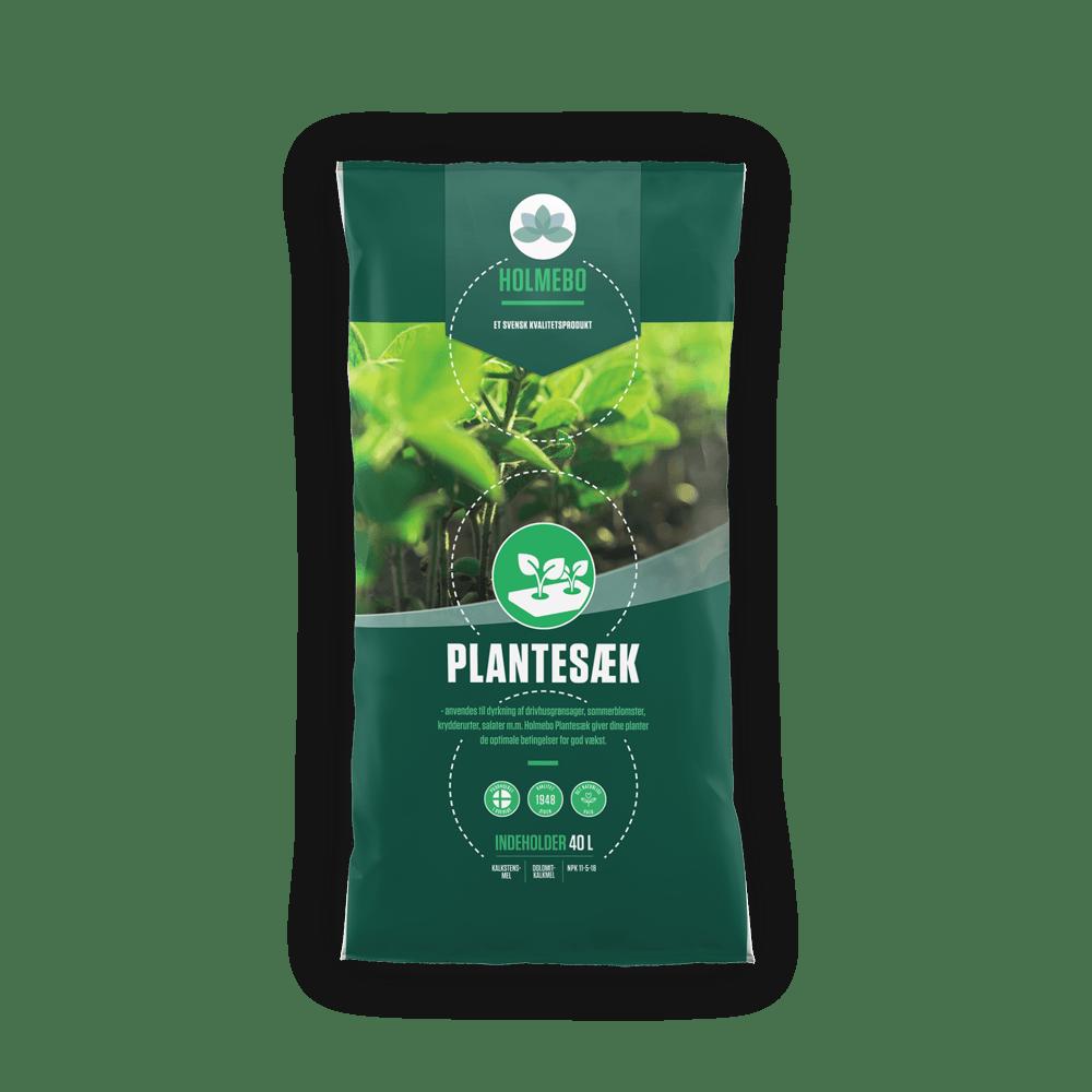 Holmebo Plantesække - 40 liters poser