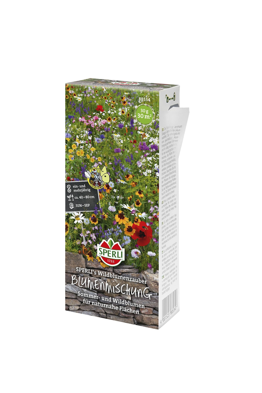 Vilde Blomster Trylleri - Blomsterblanding