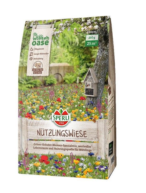 Blomsterblanding - Nyttedyrs eng - 25m2