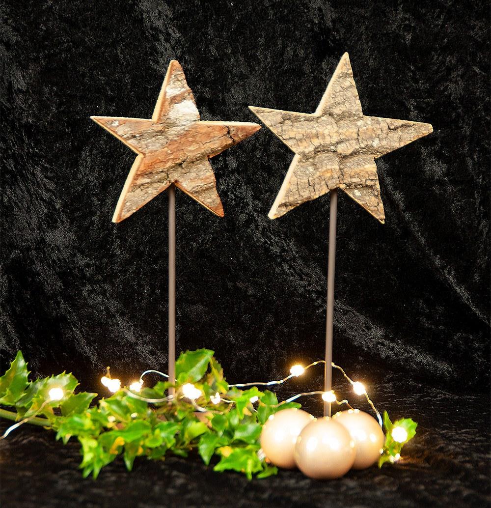 Træ stjerne