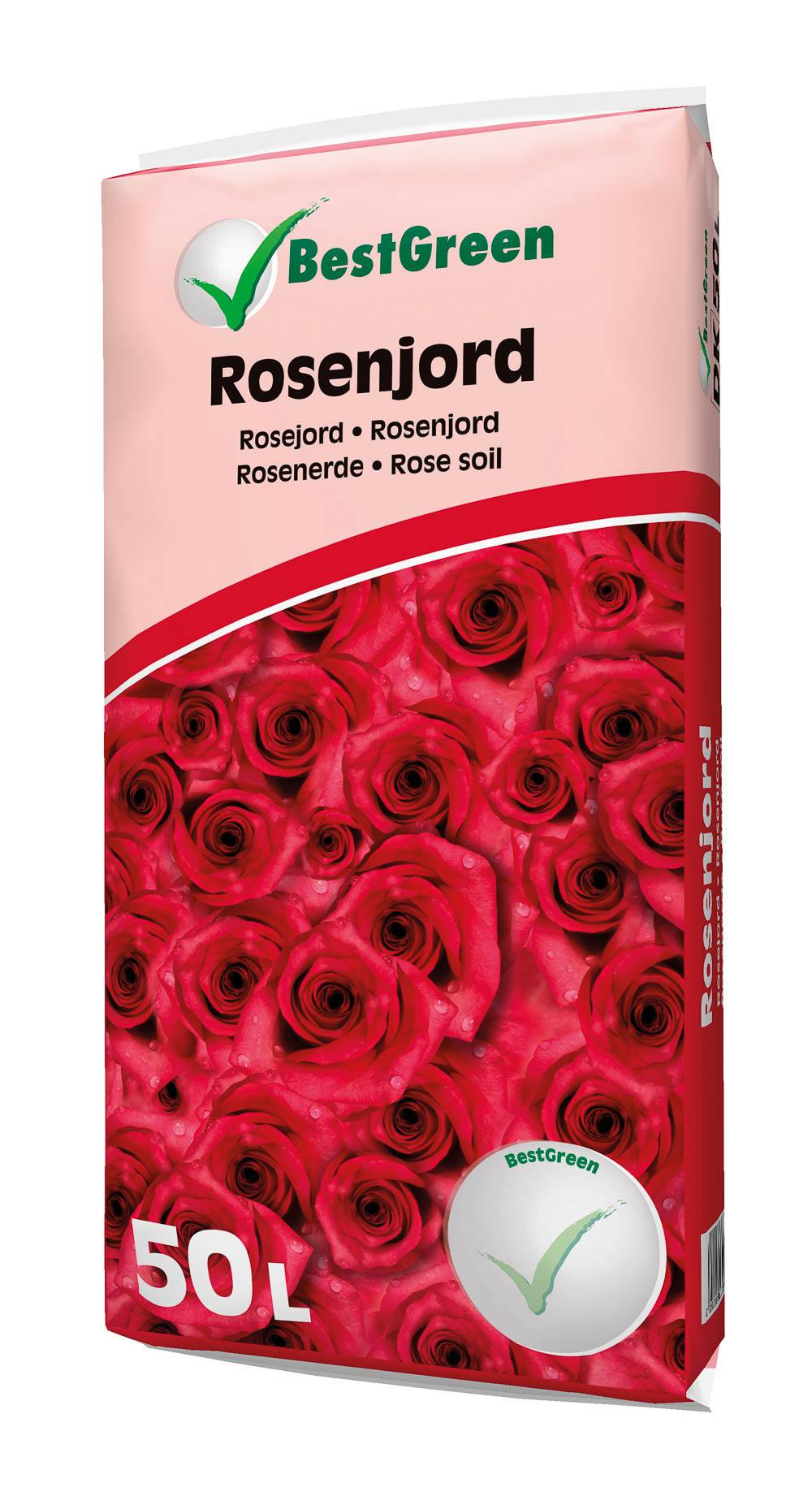 Rosenjord 50 liter - BestGreen