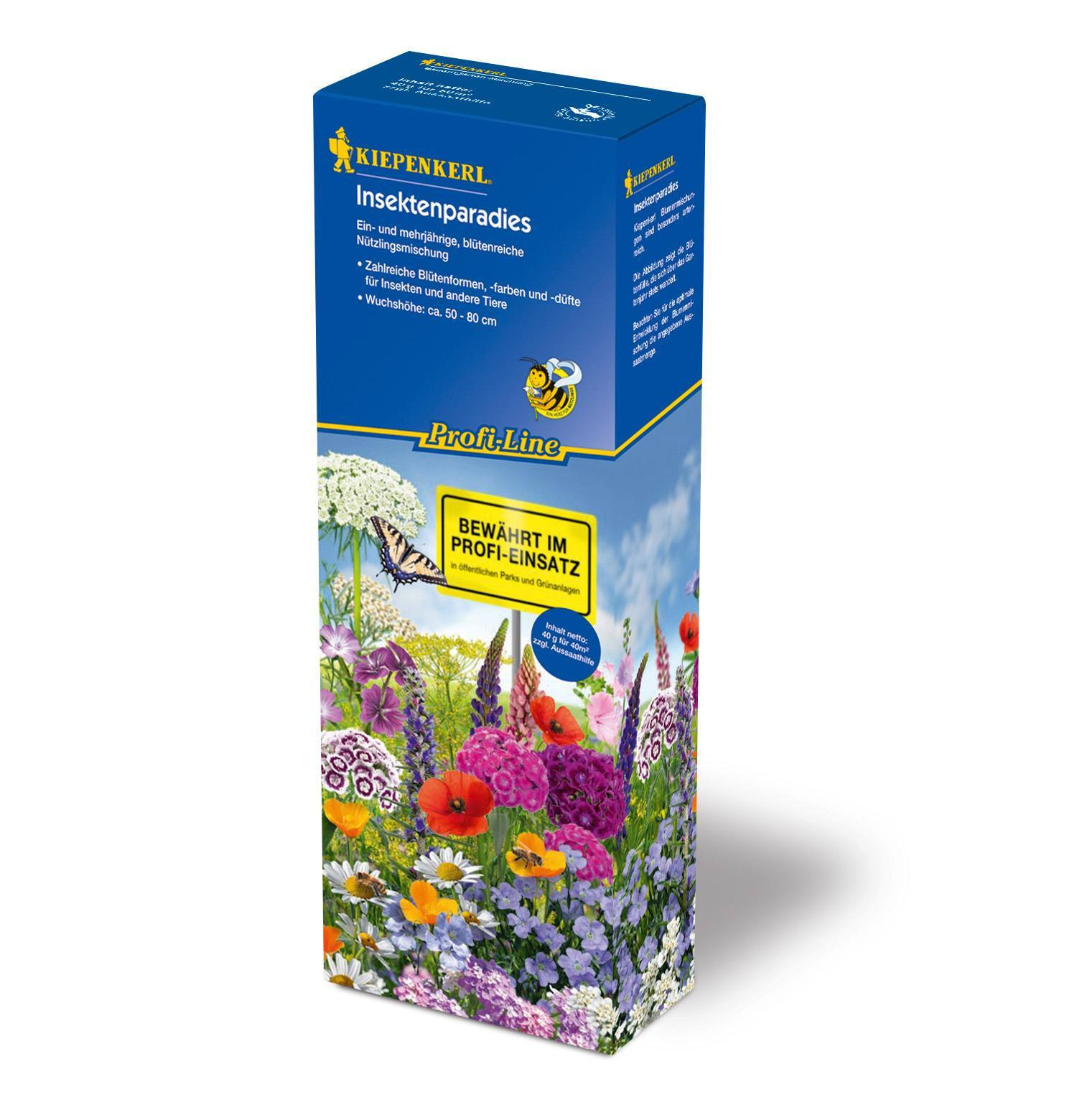 Blomsterblanding - Insektparadis