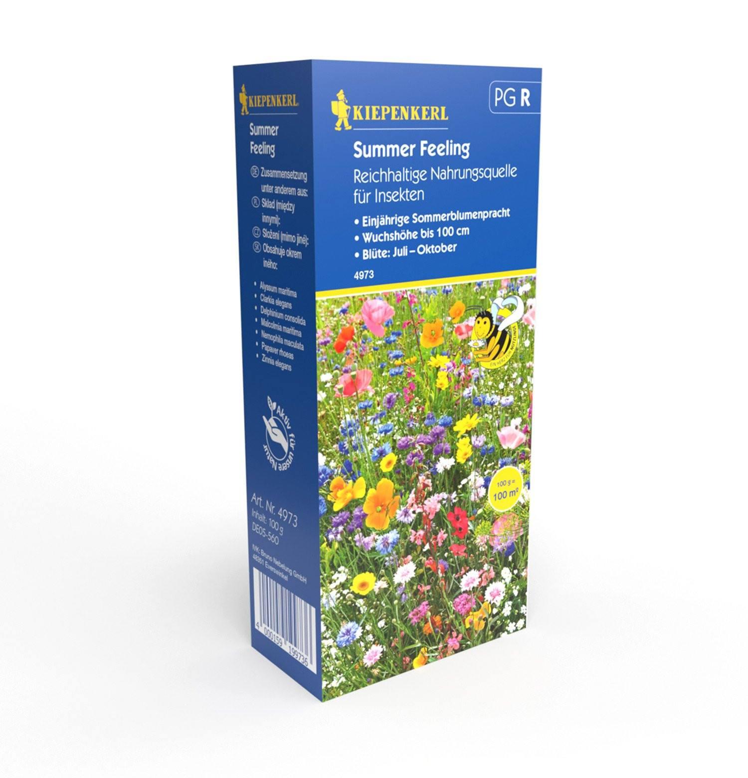 Blomsterblanding Sommerfryd