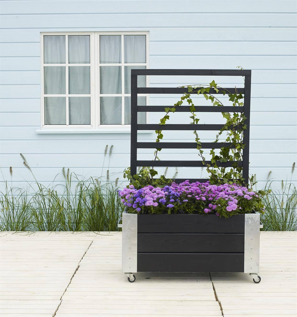 PLUS Cubic blomsterrumdeler - 87x50x130cm