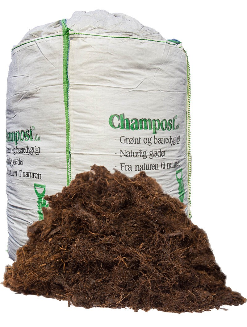 Champost Surbund - bigbag á 3000 liter