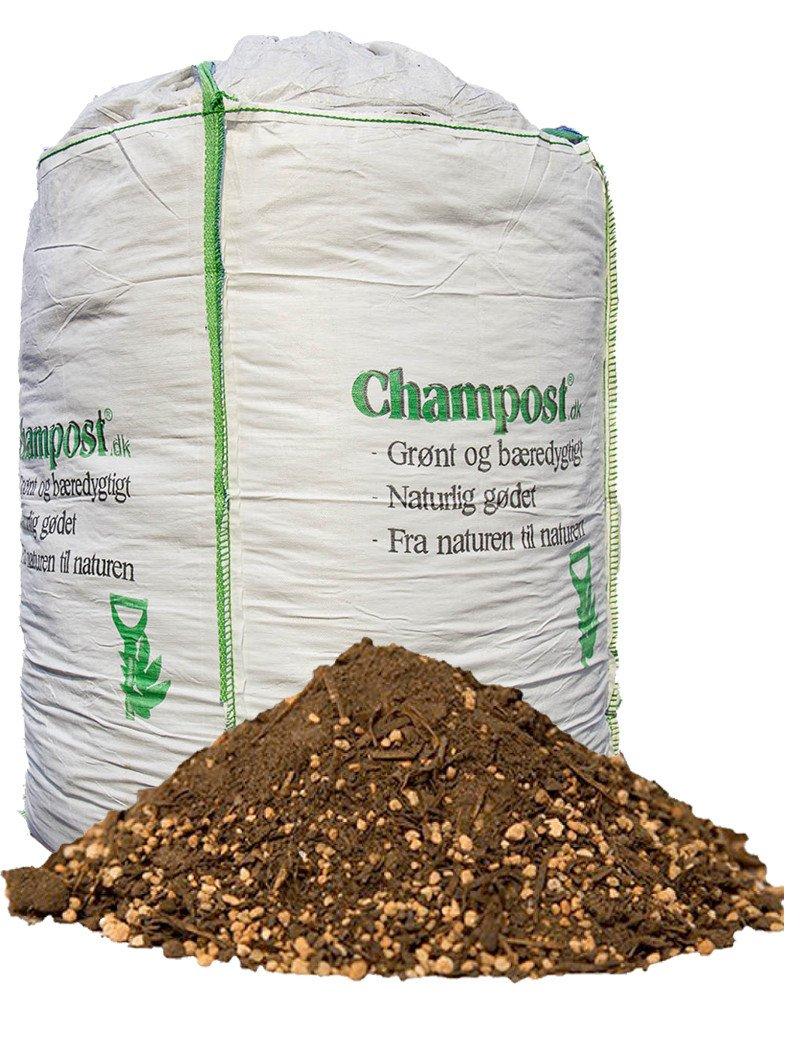Champost Tagjord - bigbag á 900 liter