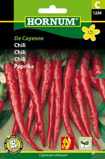 Chili da Cayenne