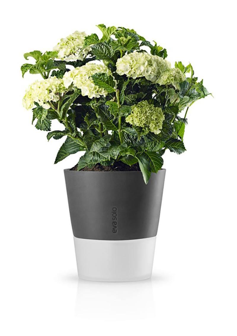 Blomsterkrukke selvvandende