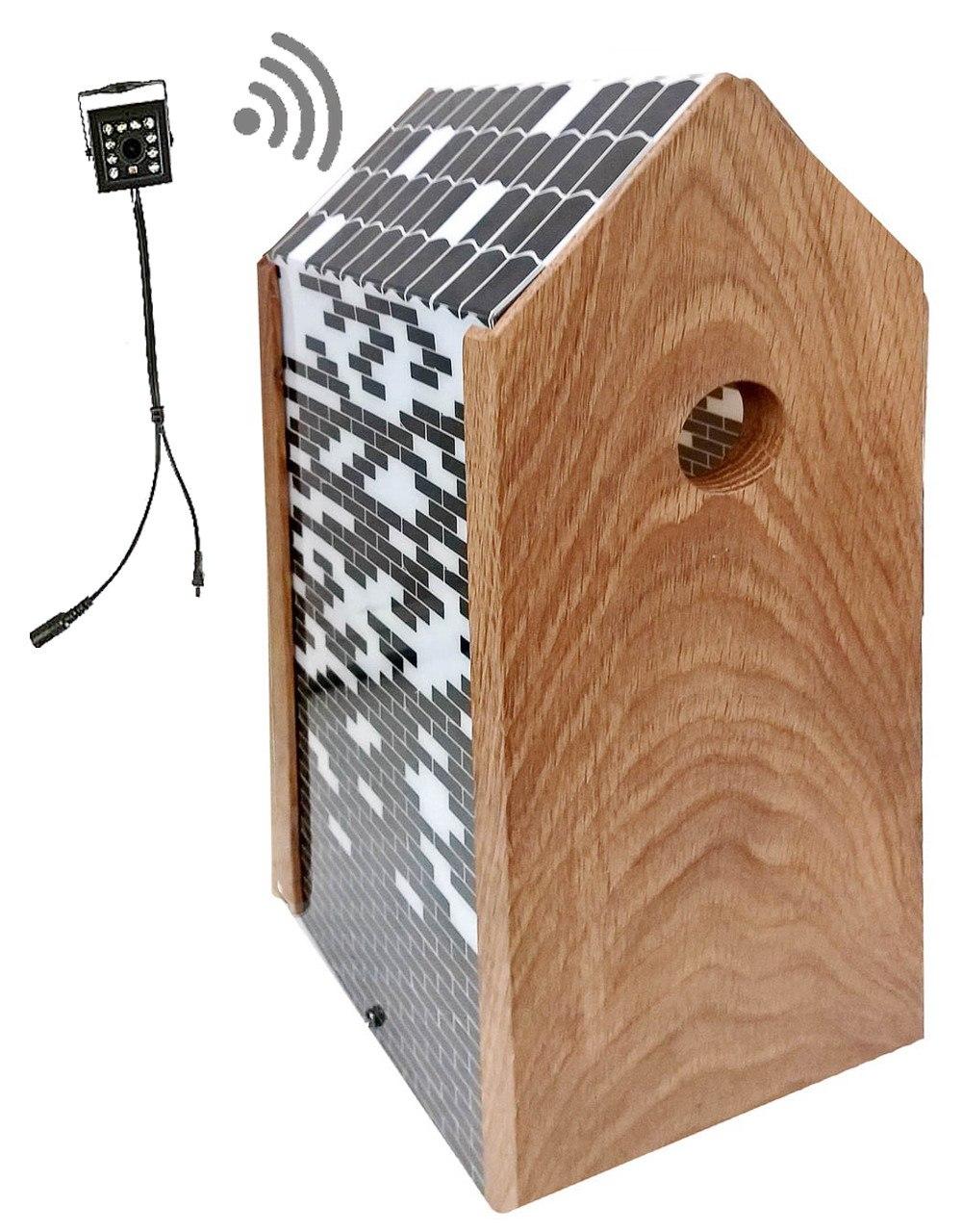 Redekasse Bricks med WIFI kamera