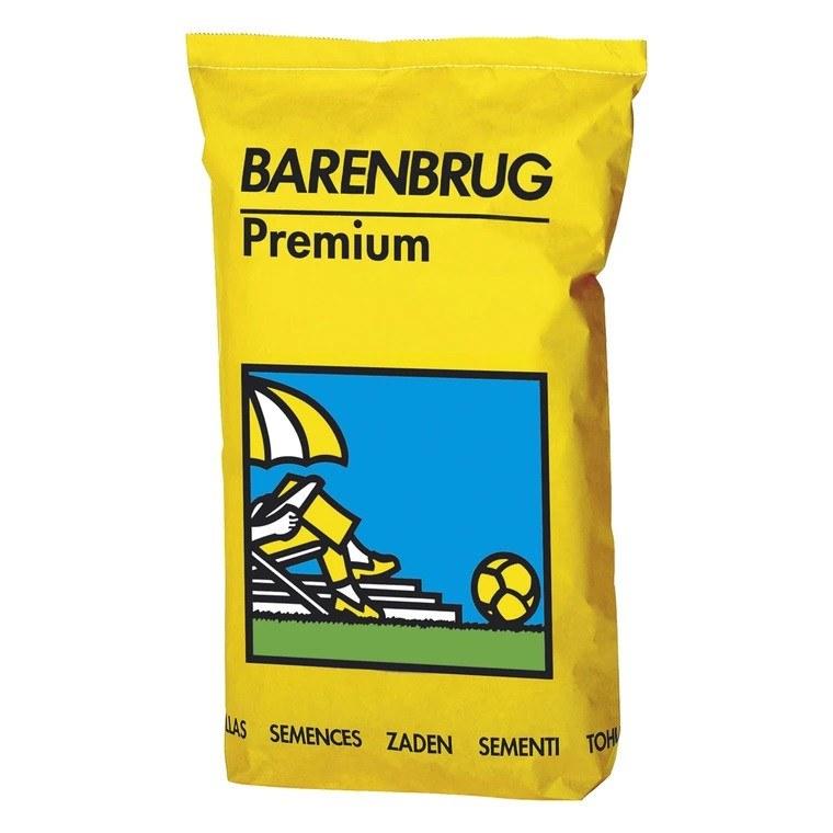 Græsfrø Barenbrug Premium plænegræs 15 kg