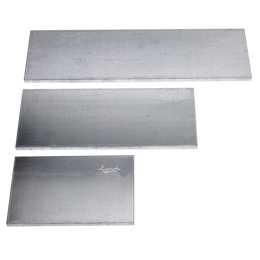 Sammensæt selv højbed i galvaniseret stål - Land Classic