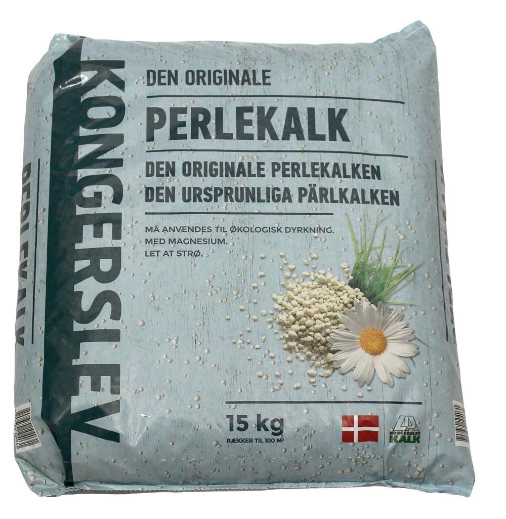 Kongerslev Perlekalk med Magnesium - 15 kg.