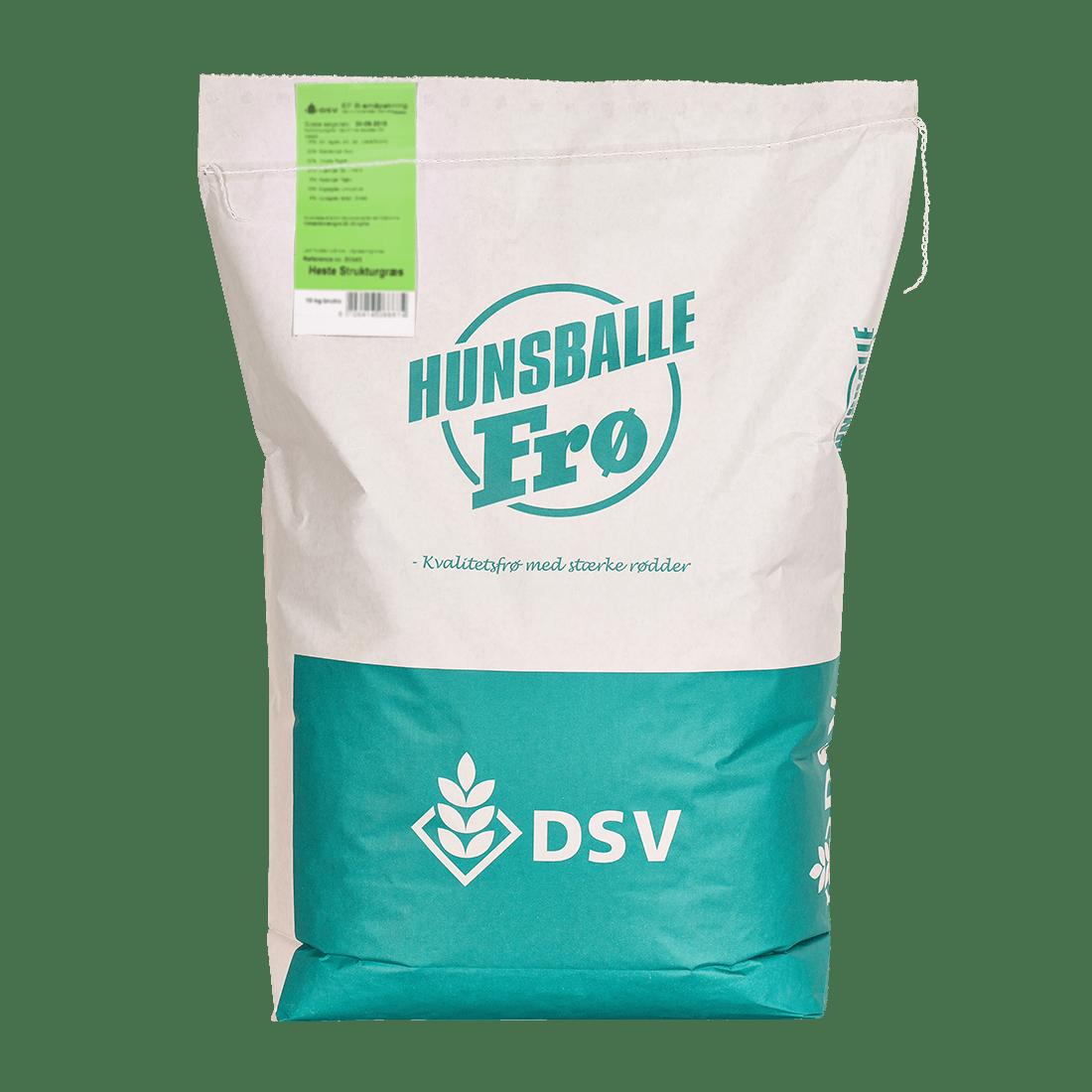 Græsfrø - Nøjsom blanding, 10 kg