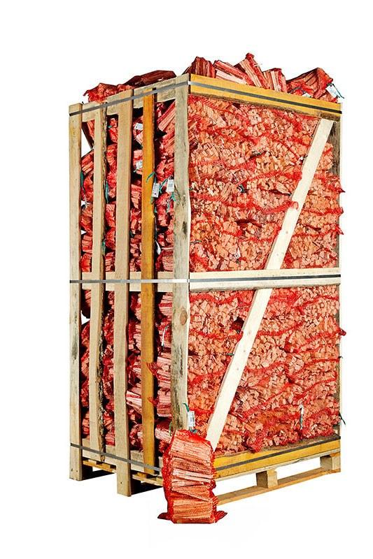 1 pl. Optændingbrænde - 192 poser á 15 liter