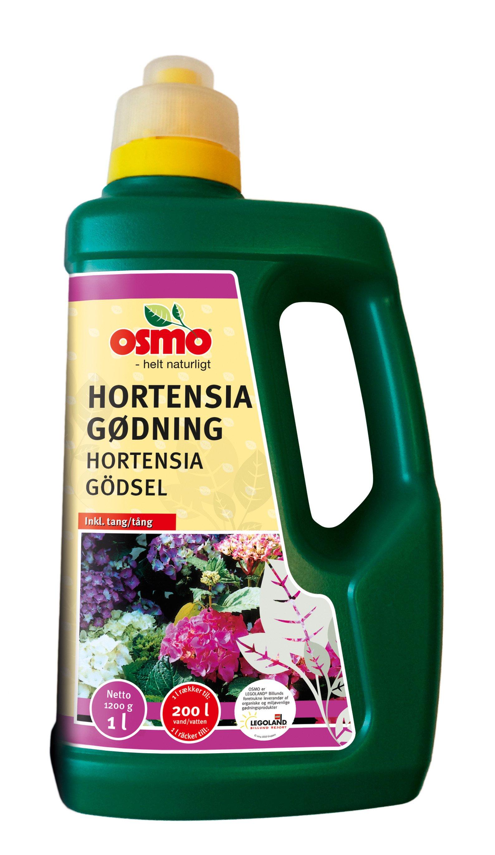 Hortensiagødning - 1 liter