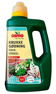 Osmo Krukke Gødning - 1 liter