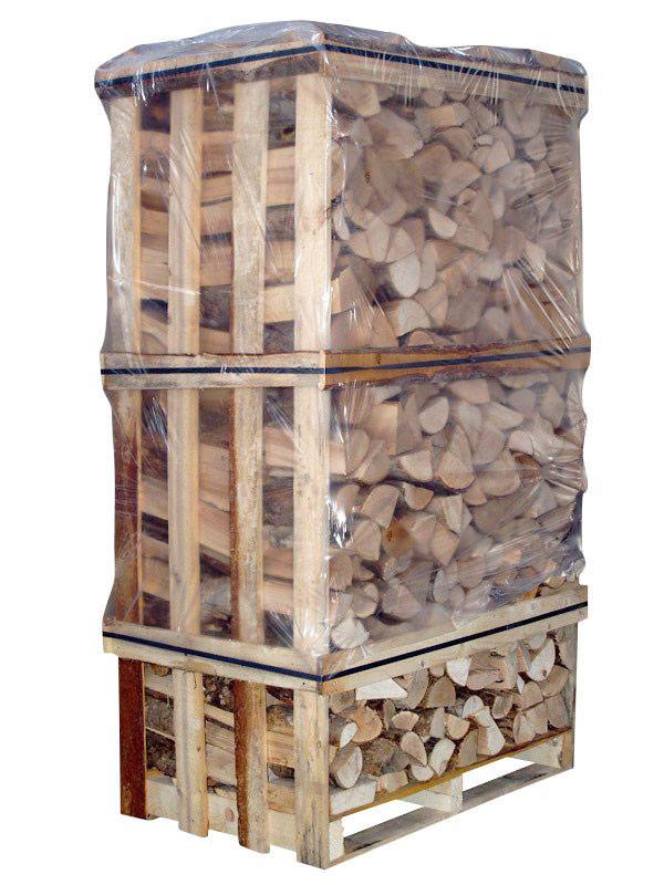 Pallehætte på brændetårn