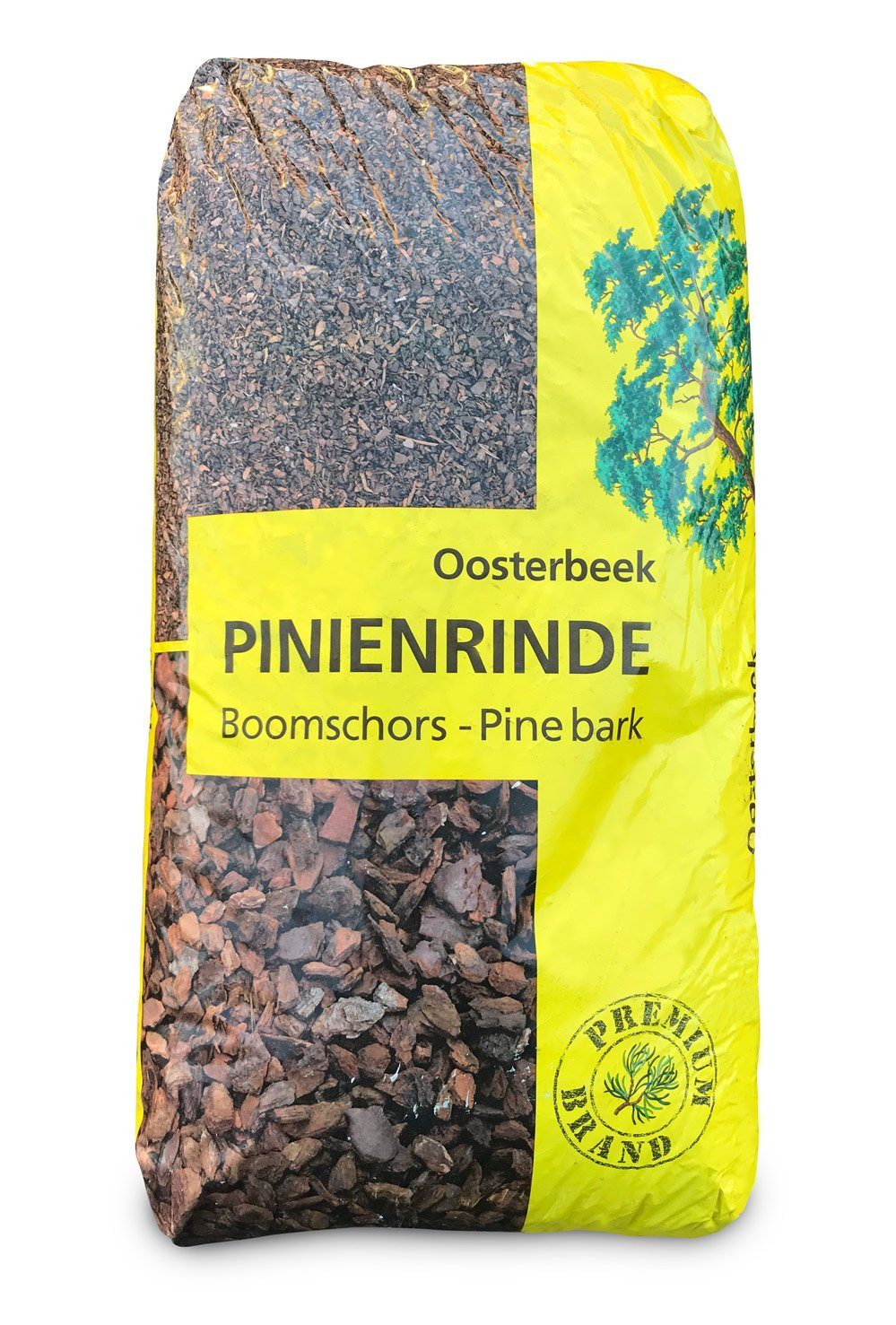 Oosterbeek Pinjebark 20-40 mm - 70 liters pose
