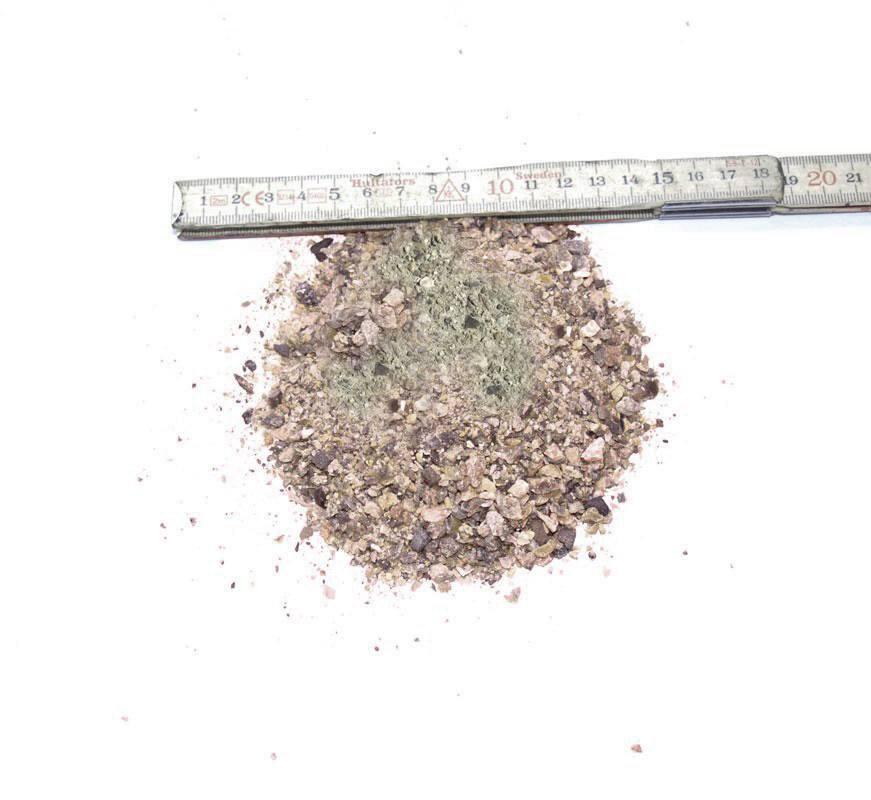 Stigrus / Herregårdsgrus bigbag á 1000 kg