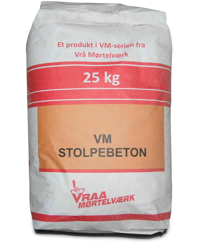 Stolpebeton - pose á 15 liter