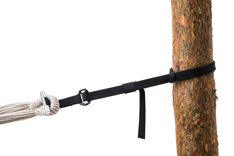 Amazonas T-Strap til hængekøje, 2 stk.