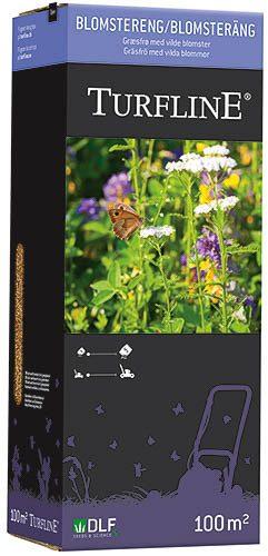 Turfline Blomstereng - blomsterfrø - 1 kg. / 100 m2