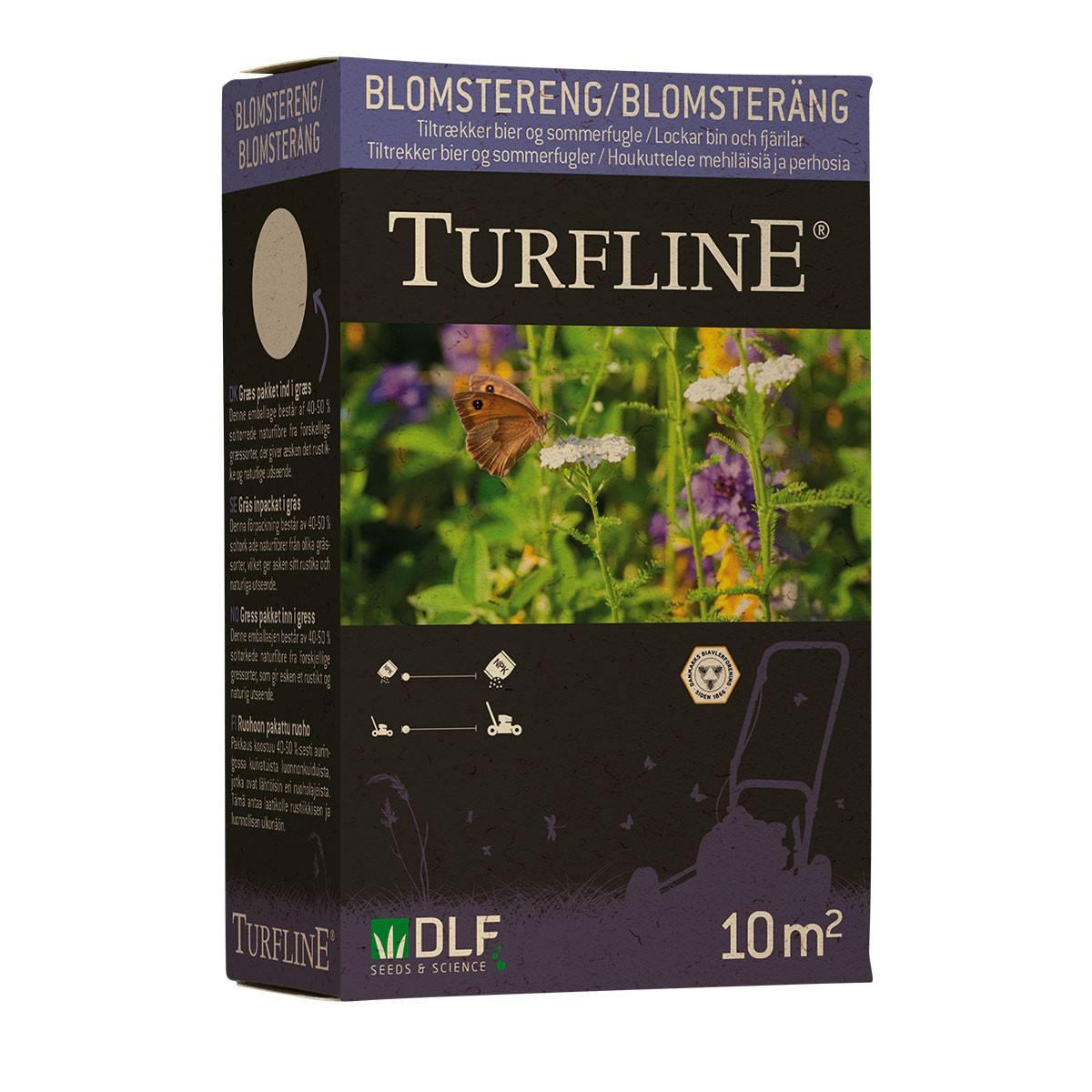 Turfline Blomstereng/Pollen & Nektar - 0,1 kg.