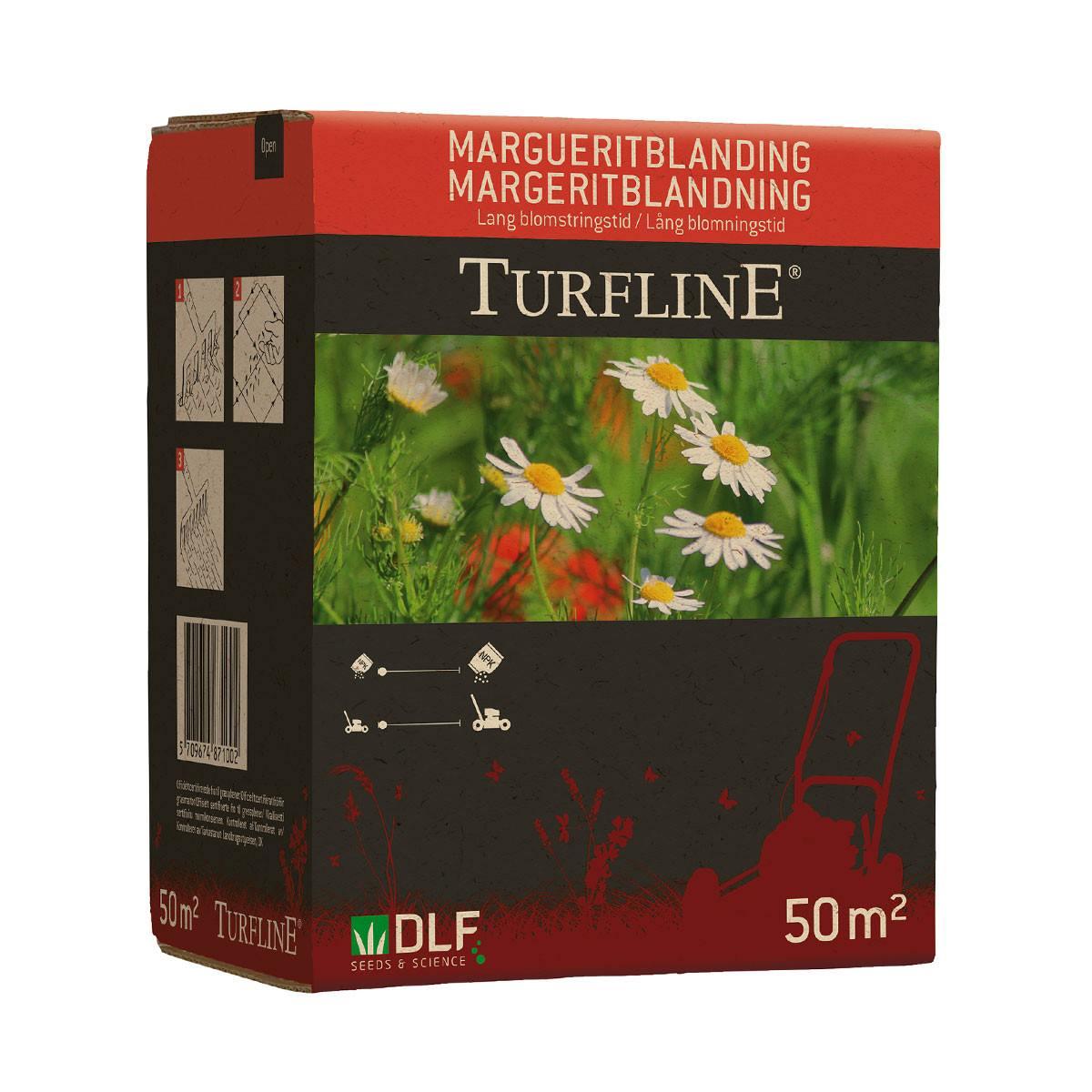 Turfline Margueritblanding - 50m2