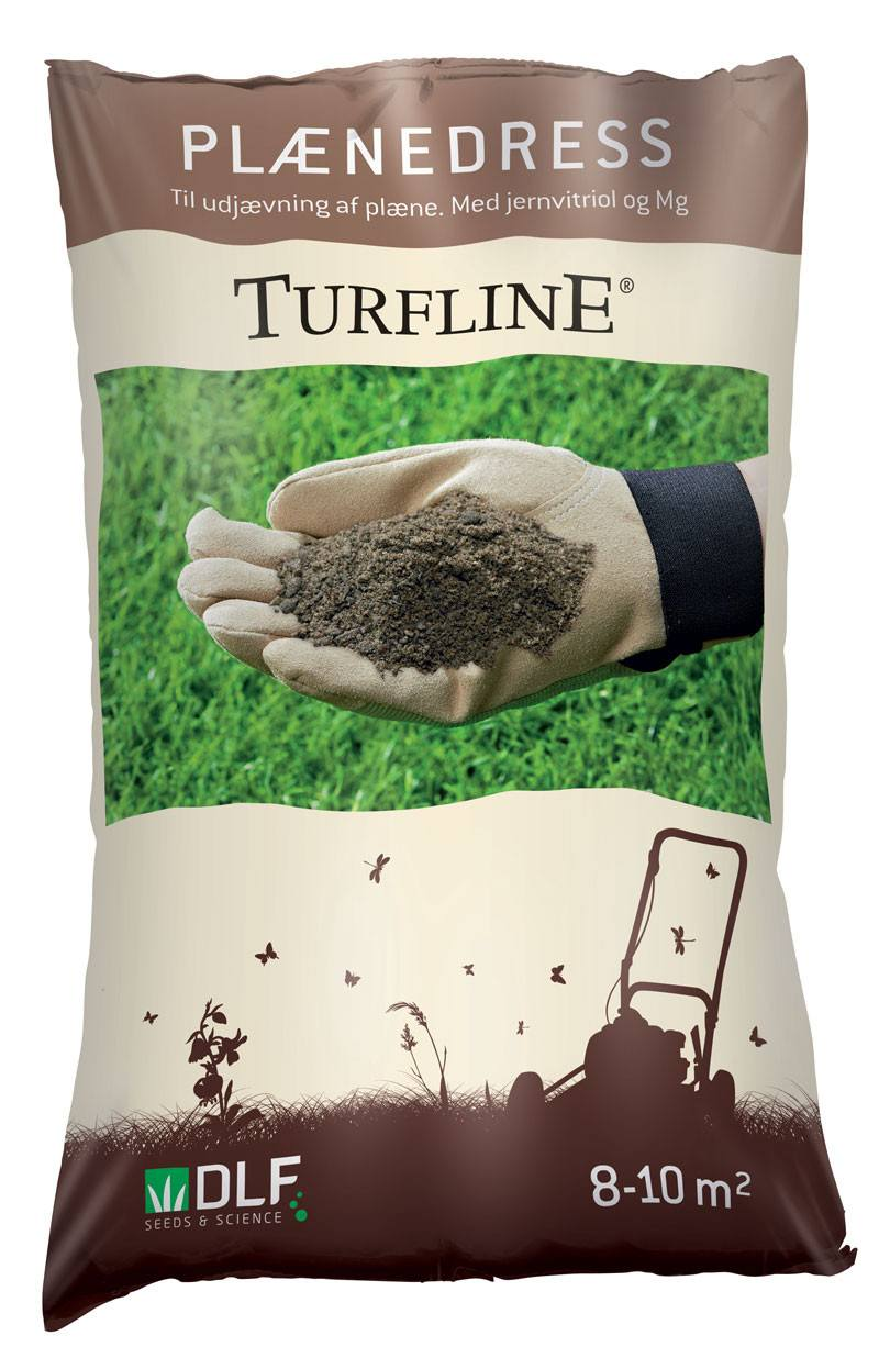 Turfline Plænedress / Topdress - 16 liter pose