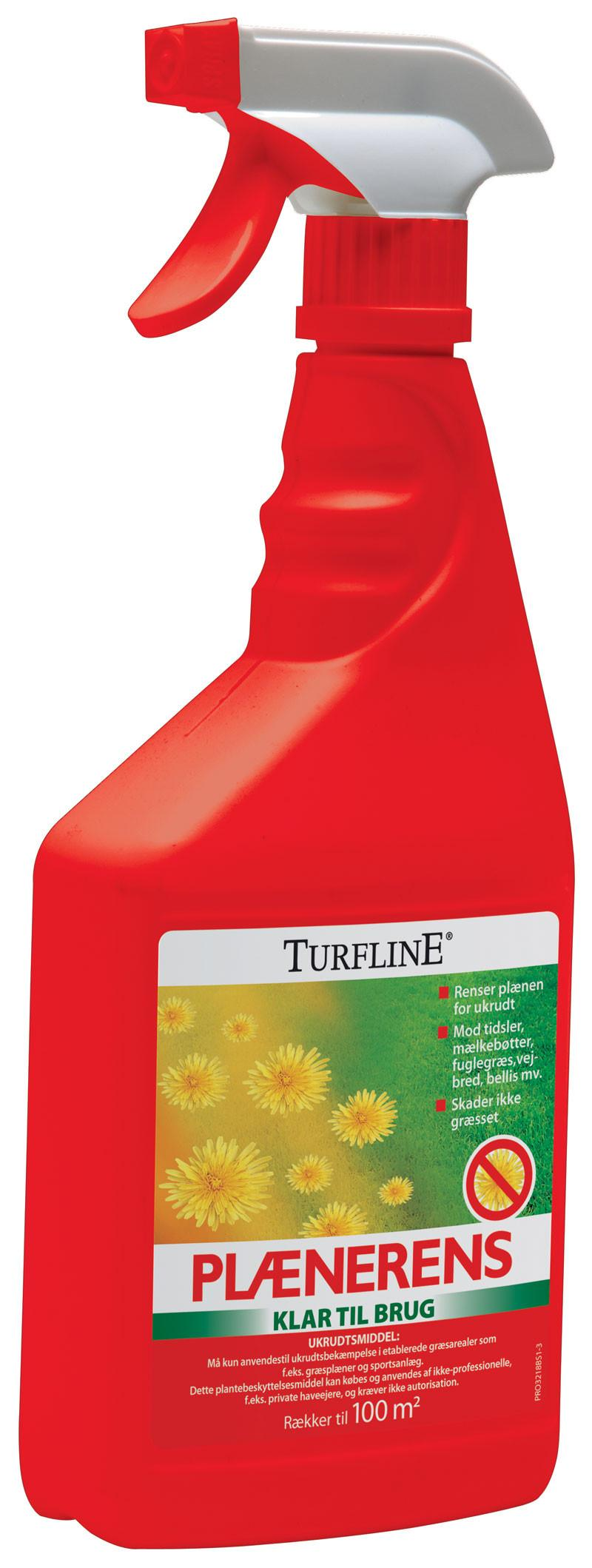 Turfline Plænerens
