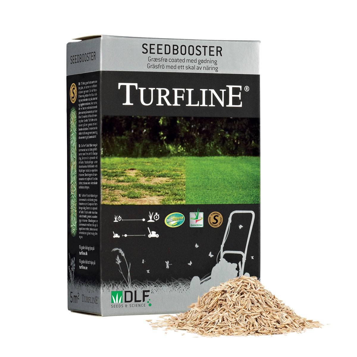 Turfline SeedBooster med Accelerator - 0,1 kg.