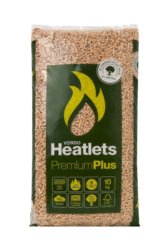 Heatlets PremiumPlus 6mm fra Verdo - pose