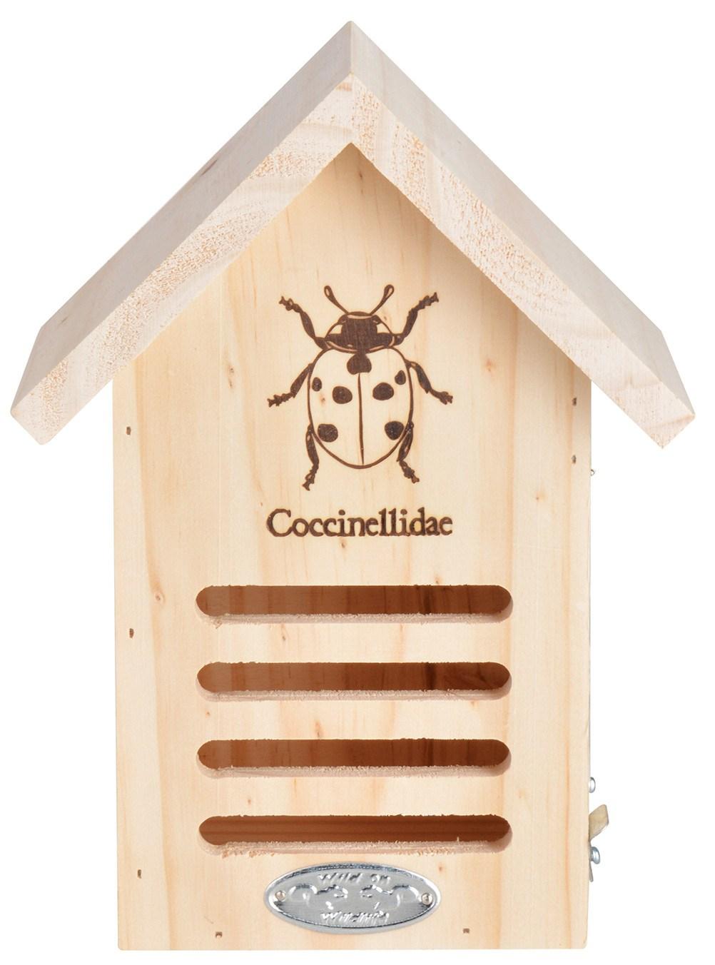 Insekthotel til mariehøns
