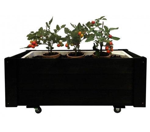 Kapillærkasse afdækning / Blomsterkasse