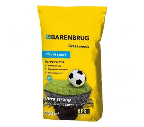 Græsfrø Barenbrug Play & sport - Bar Power RPR plæne 5 kg