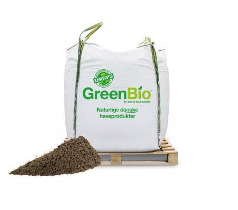 GreenBio Køkkenhavemuld i Bigbag