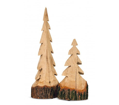 Håndlavet juletræ - flere størrelser