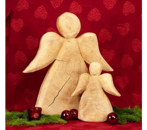 Engel i poppeltræ