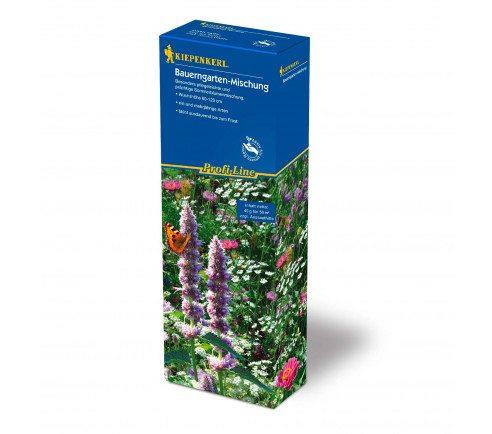Blomsterblanding - bondegårdsidyl