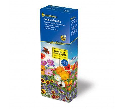 Blomsterblanding - hurtig blanding